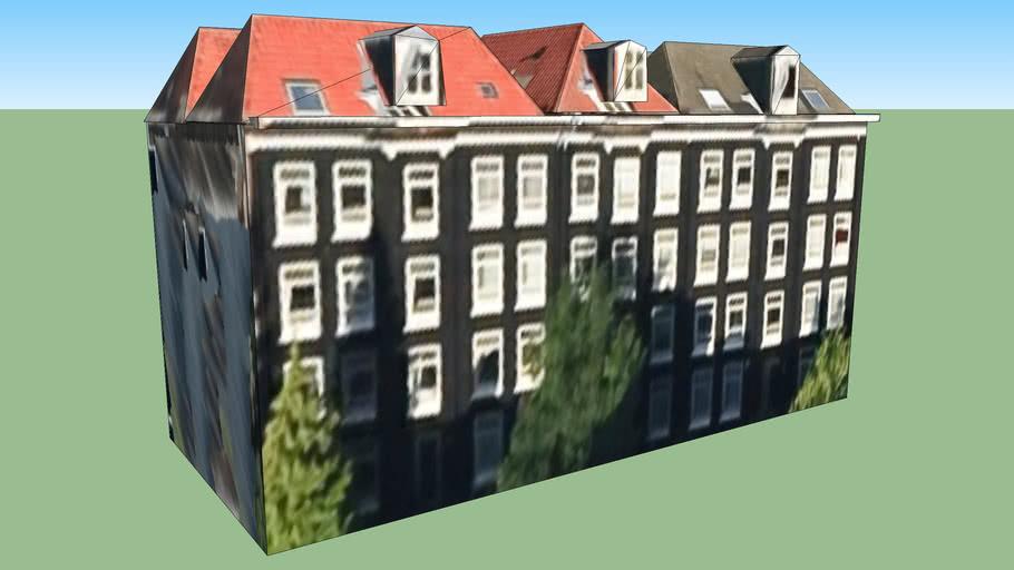 1013 LV アムステルダム, オランダにある建物