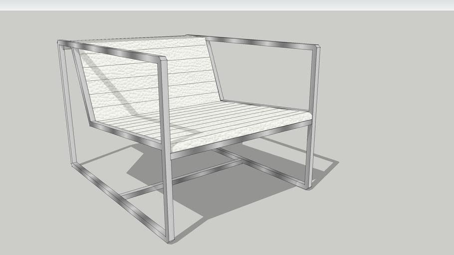 ALIVAR : ATLANTA D7B armchair