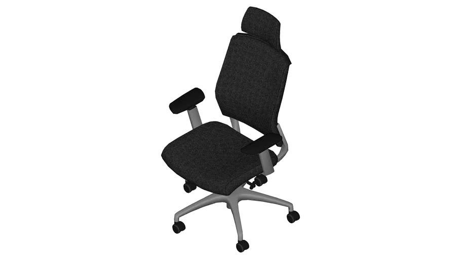 Cadeira Escritório - Fit Tapeçada