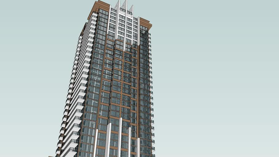 Highrise Building by CiociaHrynia #3