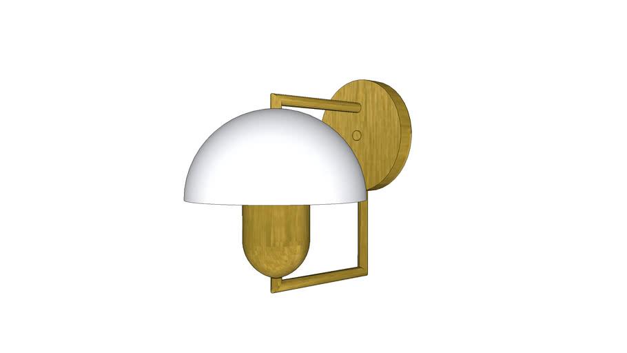Arandela Satélite - design 80e8