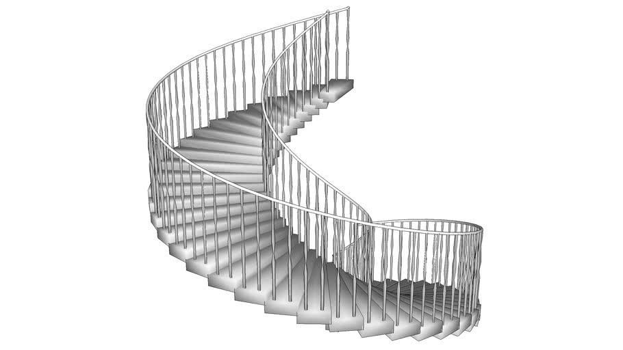 star stair case and randomia