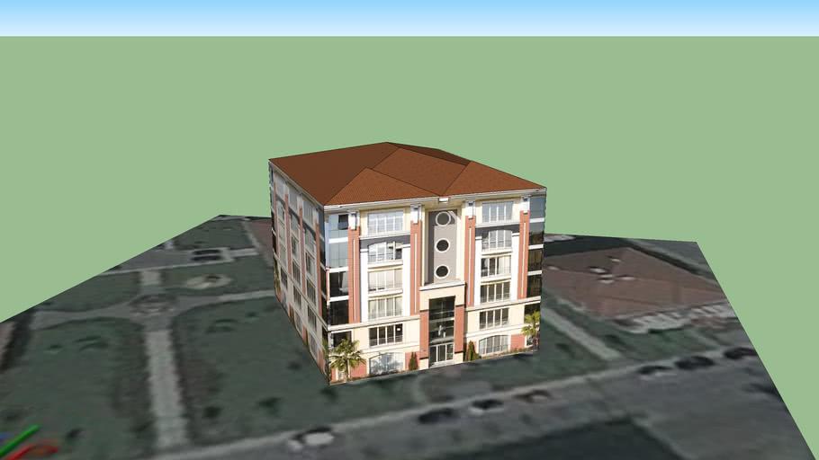 Ataköy Konakları A10 Apartmanı