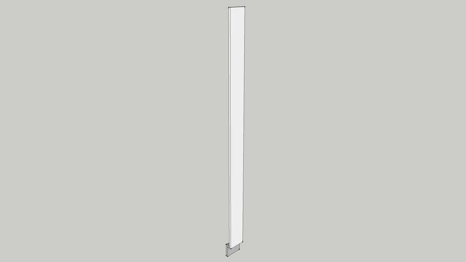 150 Tall Filler 150X18X2020 CID_CP10000055