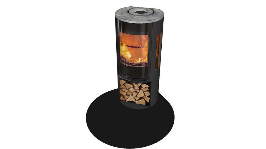 Contura 556 stove