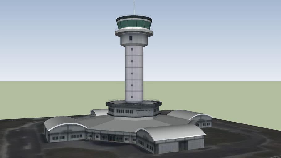 Kuala Namu Airport Control Tower