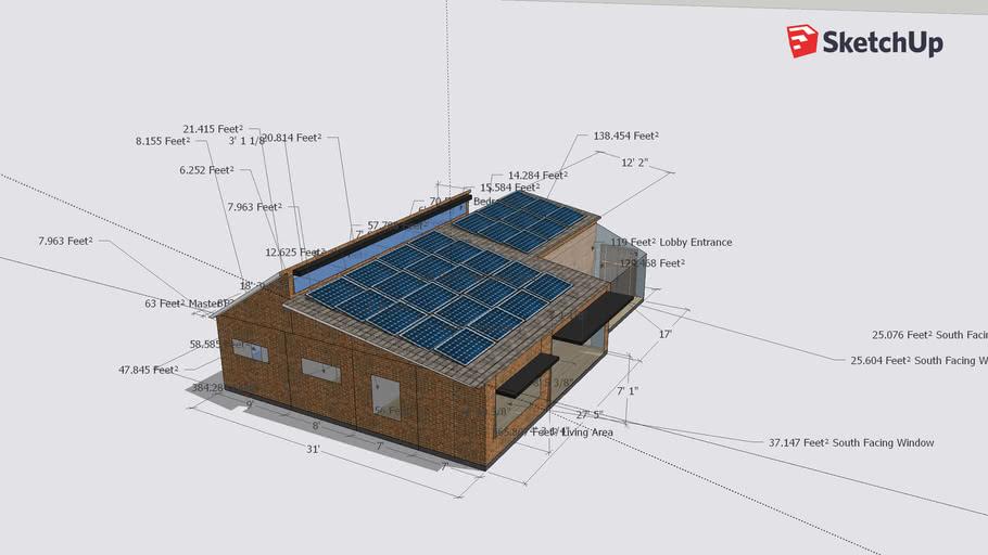 For Aaron Scherr-Solar House Project