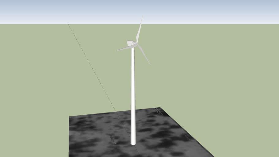 Northwind 100 Wind Turbine