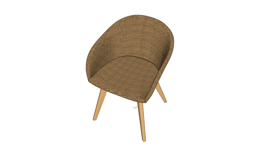 Avril dining chair