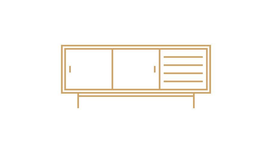 Aparadores e sofa table