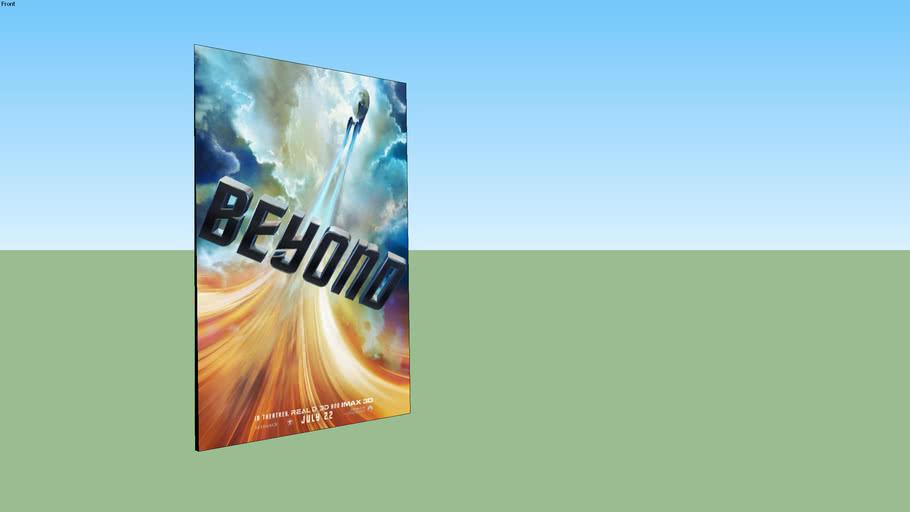 Star Trek: Beyond (Theatrical Standee)