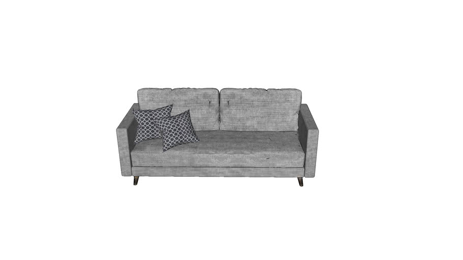 Sofa 2 places