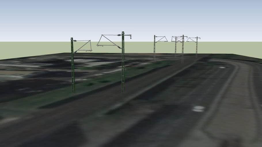 Vasúti Villanyvezetékek 5