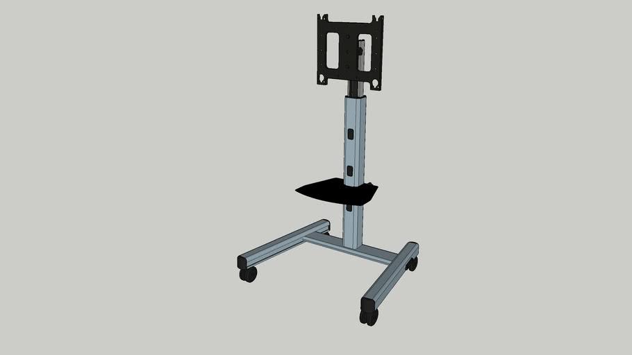 Chief PFCUB Mobile AV Cart detailed model