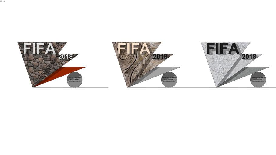 фронтальная композиция fifa 2018