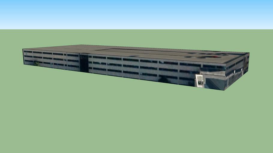 Construção em Indianápolis, IN, USA