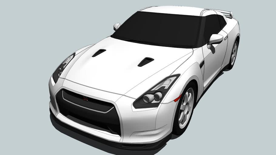 Nissan - GT-R 2010