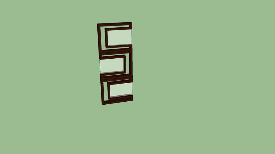 Triplet Frame 4x6