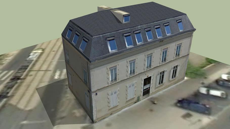 Building in Orleans
