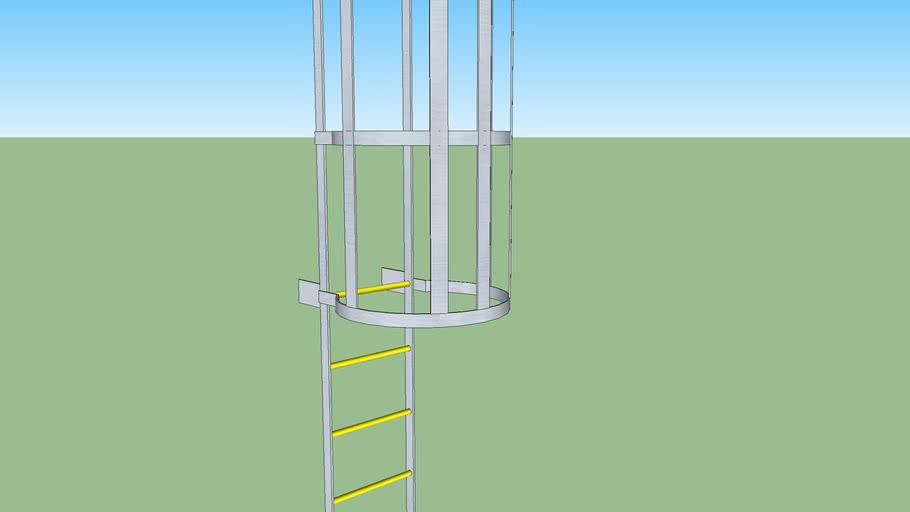 Escada Marinheiro (Normatizada)