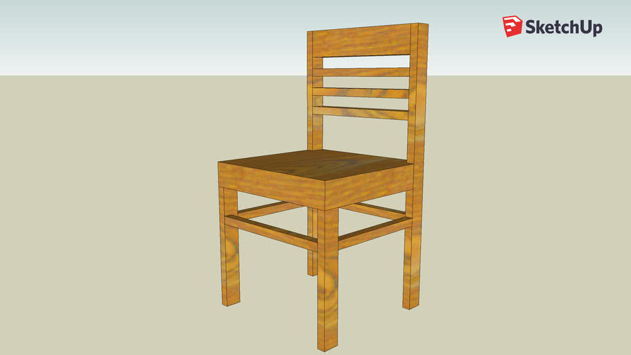 Copy of wood chair