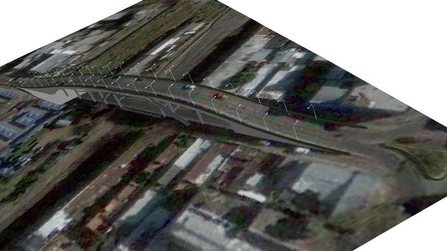 Puente 14 Agosto (Quilmes)