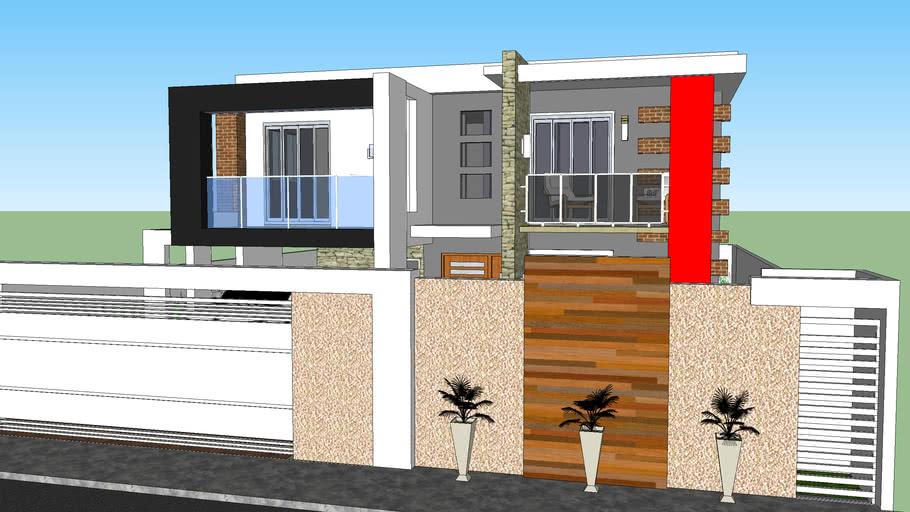 casa minimalista balito
