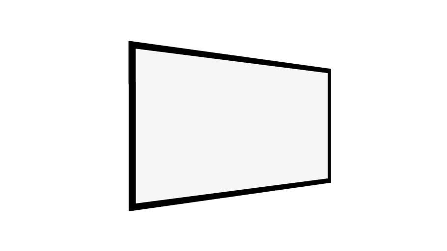 Projector Screen 16:9