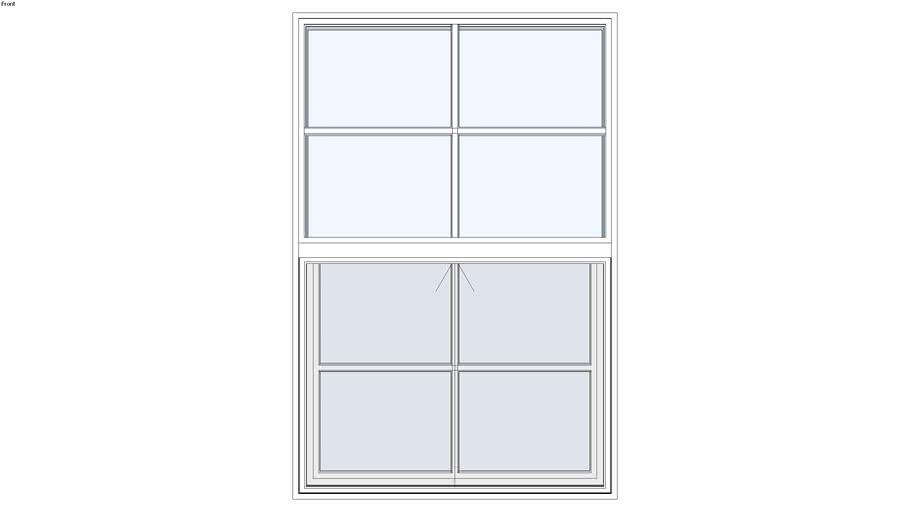 Style Line Series Single Hung Window Warehouse