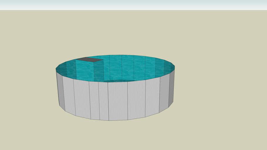 piscine enchante