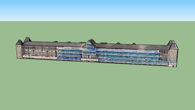 Budynek przy Edynburg EH1 2PW, Wielka Brytania