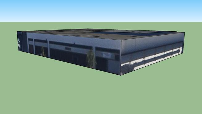 火奴鲁鲁, 夏威夷州, 美国的建筑模型