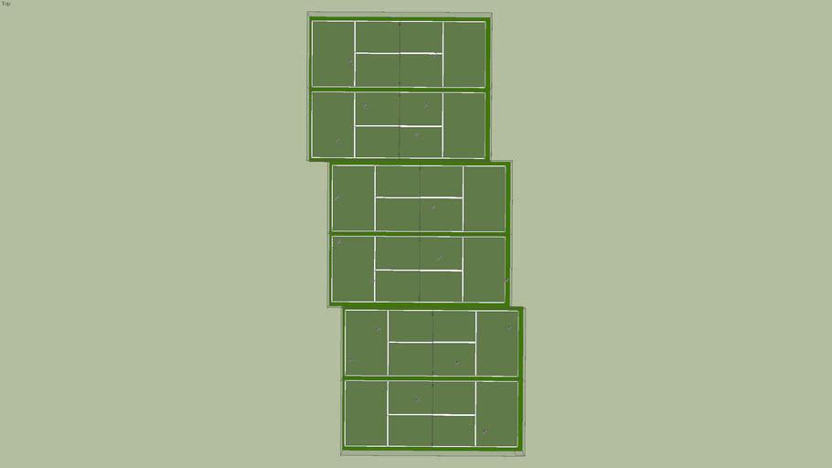 Jomtien Tennis Stadium