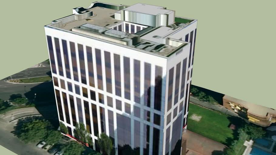 Edificio de oficinas Arturo Soria 336