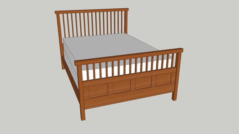 Bed - Full