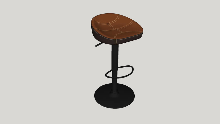 BAR CHAIR VRAY 2 OR HIGHER READY TO RENDER