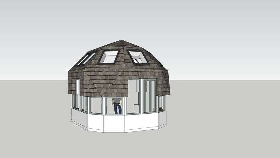 Conceptual Sunroom 06