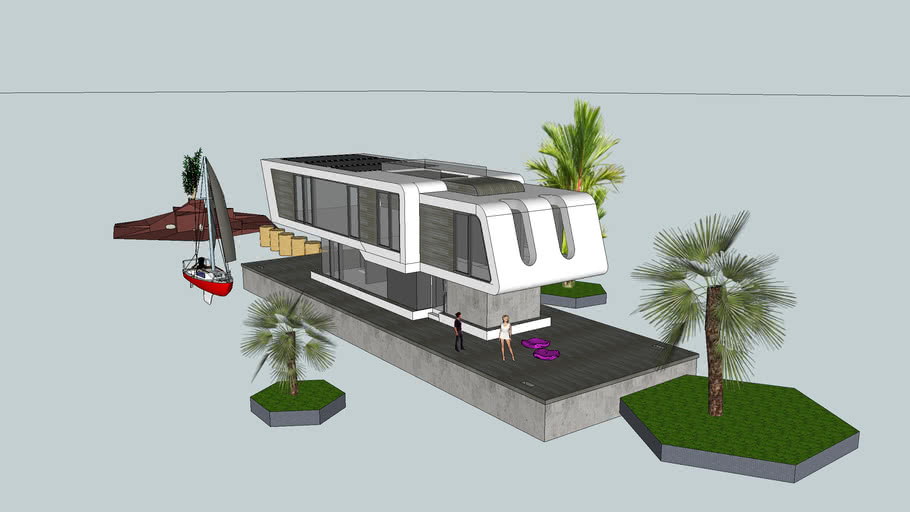 Floating House 3