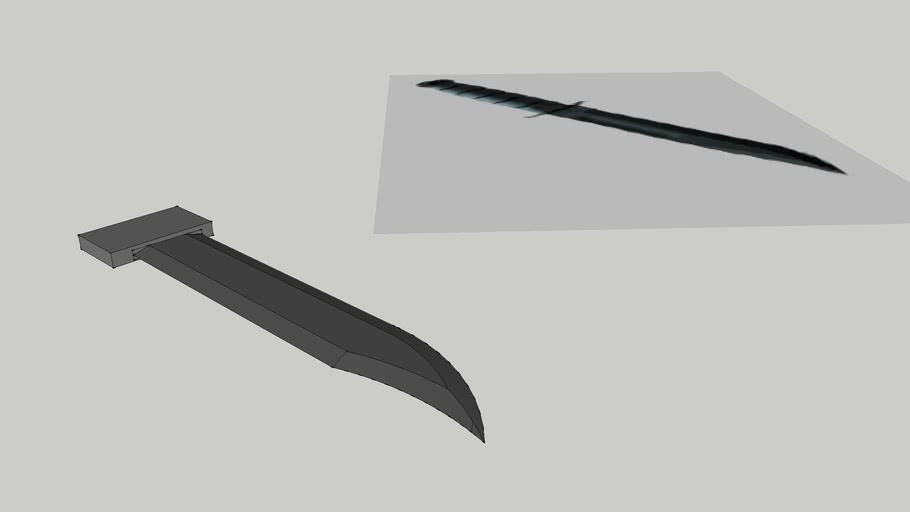 Kabar knife (under construction)