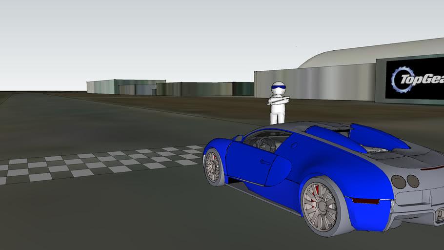 Top Gear Test Circuit