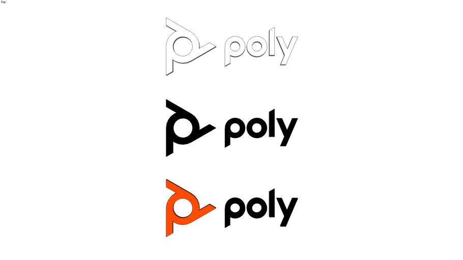 Poly vector logo
