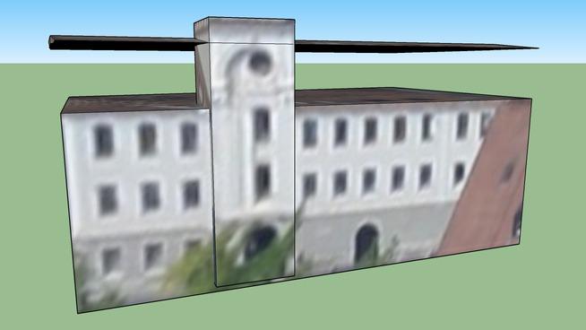 Collège de Couvaloup, Bâtiment situé Morges, Suisse