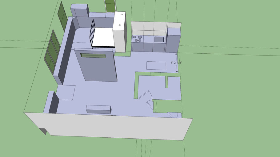 box house 209 lay out 1