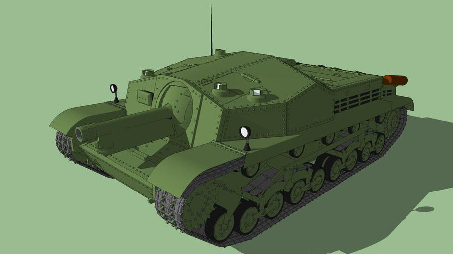 43M Zrinyi II Assault Gun