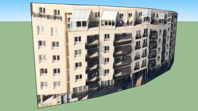 Oaks and Hemlock Apartment Block, Ballsbridge, Dublin, Ireland