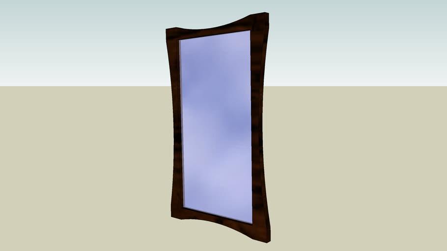 Espelho Reflexo Fantasma