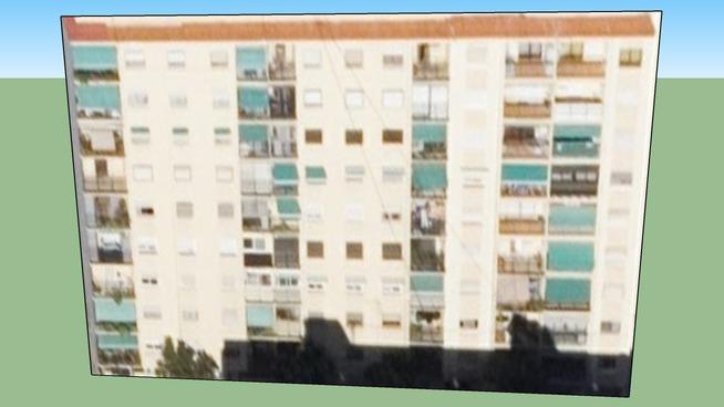 Clădire în Valencia, Spania