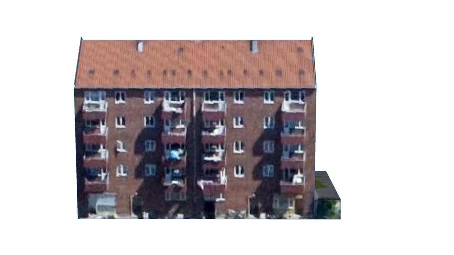 Polensgade i København, Danmark