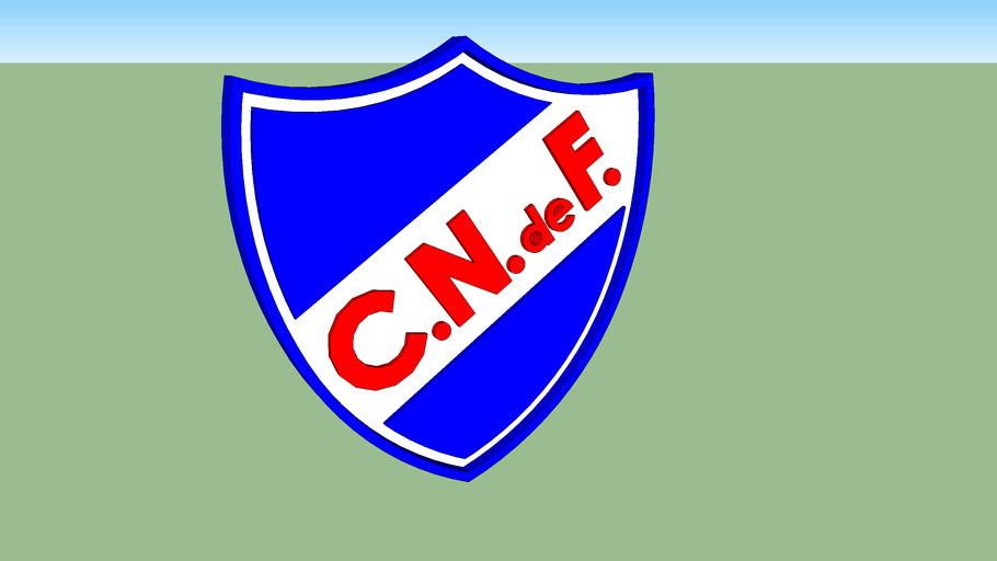 Escudo del Club Nacional de Football