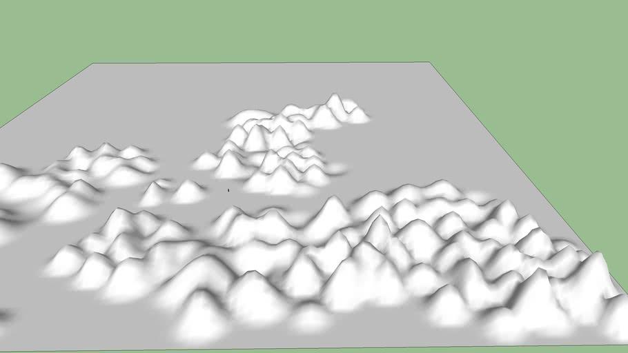 national park terrain
